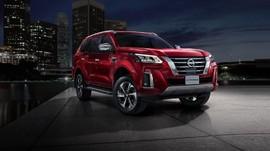 Spesifikasi Baru Nissan Terra, Lawan Pajero Sport-Fortuner