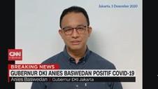 VIDEO: Pernyataan Anies Baswedan Terkait Kondisinya