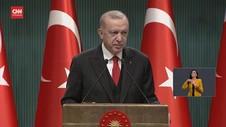 VIDEO: Erdogan Perpanjang Lockdown Cegah Covid-19