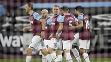 FOTO: West Ham Masuk Lima Besar Liga Inggris