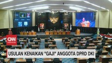 VIDEO: Usulan Kenaikan 'Gaji' Anggota DPRD DKI