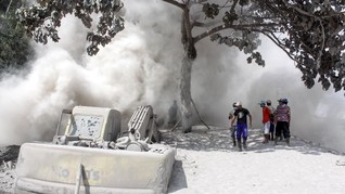 Banjir Lahar Semeru, Lumajang Perpanjang Tanggap Darurat