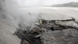 BPBD: Banjir Lahar Dingin Semeru Masih Terpantau Aman