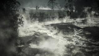Lahar Dingin Banjiri Sungai, 75 Warga Lumajang Dievakuasi