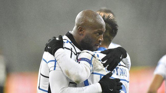 Romelu Lukaku dan Alassane Plea memanaskan persaingan top skor Liga Champions, namun belum ada yang bisa menyalip Erling Haaland.