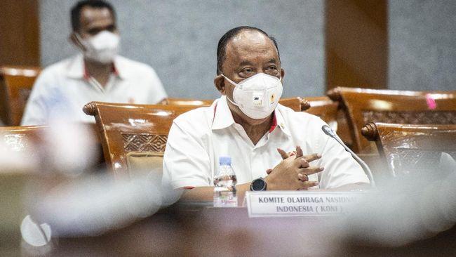 Pembatasan jumlah penonton di tengah pandemi Covid-19 bisa diberlakukan di Pekan Olahraga Nasional (PON) Papua pada Oktober mendatang.