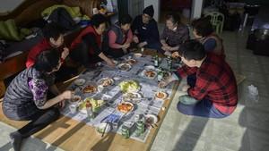 FOTO: Kimchi, Makanan Khas Korea yang Jadi Rebutan China