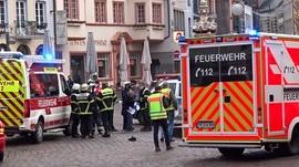 Pelaku Insiden Mobil di Jerman Diduga Alami Gangguan Kejiwaan