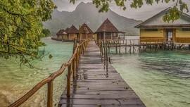 7 Water Villa di Indonesia Mirip Maldives dan Bora Bora