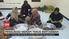 VIDEO: Pengungsi Gunung Merapi Terus Bertambah