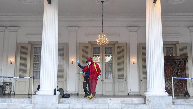 Pemprov DKI Jakarta melarang Kadin Indonesia untuk melaksanakan Munas di Balai Sidang JCC karena kasus corona yang sedang melonjak.