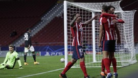 Separuh Musim Habis, Atletico Lari Kejar La Liga