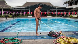 FOTO: Semangat Atlet Difabel Menuju Paralimpiade Tokyo
