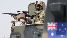 Heboh Tarian Twerking di Peluncuran Kapal Perang Australia