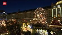 VIDEO: Pasar Natal Jerman Batal Digelar Akibat Pandemi