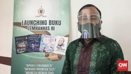 Lemhannas Luncurkan 4 Buku Tentang Masa Depan Indonesia