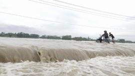 Banjir Banyumas Rendam Sejumlah Wilayah, Ratusan Mengungsi