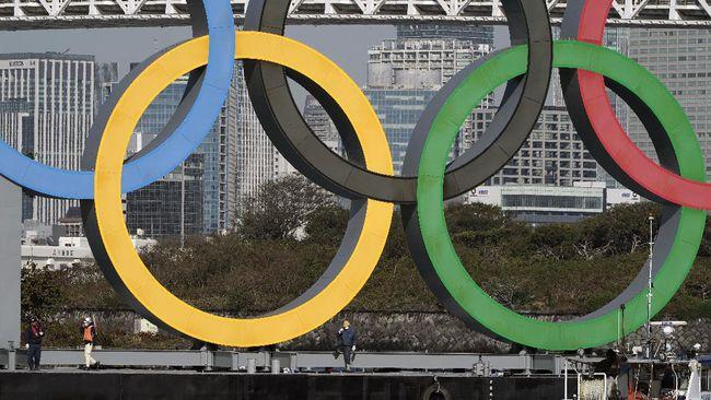 Olimpiade Tokyo 2020 kemungkinan berlangsung tanpa kehadiran penonton dari luar Jepang untuk mencegah penyebaran virus Covid-19.