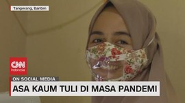 VIDEO: Asa Kaum Tuli di Masa Pandemi
