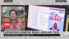 VIDEO: Kesiapan Kampus Buka Januari 2021