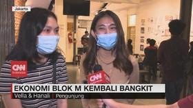 VIDEO: Ekonomi Blok M Kembali Bangkit