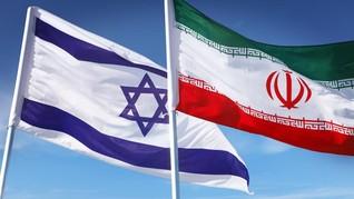 Iran Respons Intelijen Israel hingga India Cabut Lockdown