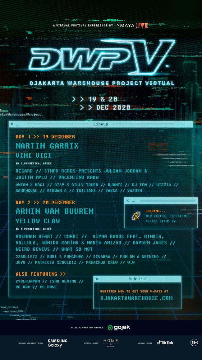 Dwp 2020 Gelar Konser Virtual Gratis