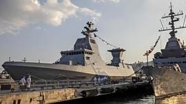 Israel Terima Kapal Perang Tercanggih, Siaga Lawan Iran