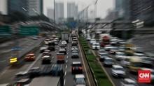 DKI Ungkap Strategi Turunkan Macet: Prioritaskan Pejalan Kaki