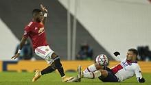 FOTO: PSG Tuntaskan Balas Dendam ke MU