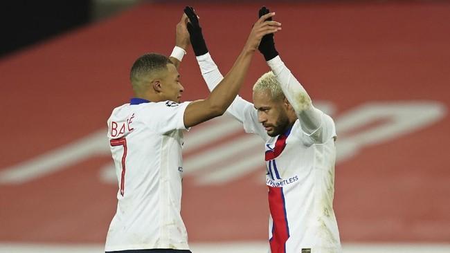 Paris Saint Germain berhasil menuntaskan balas dendam dengan mengalahkan Manchester United 3-1 pada matchday kelima Liga Champions.