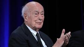 Eks Presiden Prancis Valery Giscard Meninggal karena Covid