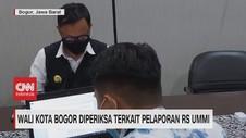 VIDEO: Wali Kota Bogor Diperiksa Terkait Pelaporan RS Ummi