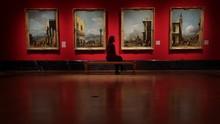 FOTO: Pameran Lukisan Mahakarya Koleksi Istana Buckingham