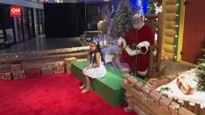 VIDEO: Penampilan Sinterklas di Masa Pandemi
