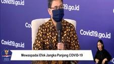 VIDEO: Penjelasan Ahli Paru Soal Long Covid-19