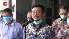 VIDEO: Mentan Jabat Menteri Kelautan dan Perikanan Ad Interim