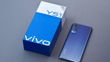 Harga dan Spesifikasi Vivo Y51 di Indonesia