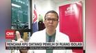 VIDEO:  Epidemiolog Soal KPU Datangi Pemilih Pasien Covid-19