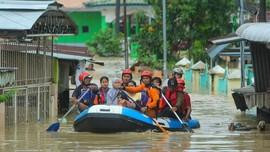 Banjir di Medan hingga Binjai, Enam Orang Meninggal Dunia