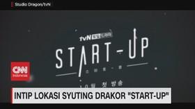 VIDEO: Intip Lokasi Syuting Drakor 'Start-Up'