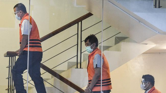 Terdakwa penyuap mantan Menteri KP Edhy Prabowo, Suharjito, dituntut tiga tahun penjara dan denda Rp200 juta subsider enam bulan kurungan.
