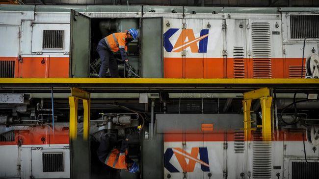 KAI akan mengoperasikan 47 perjalanan kereta api (KA) per hari untuk melayani penumpang pada libur Natal 2020 dan Tahun Baru 2021 (Nataru).