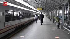 VIDEO: PT KAI Daop 8 Siapkan 29 Kereta Sambut Libur Nataru