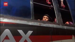 VIDEO: Bangladesh Kirim Muslim Rohingya ke Pulau