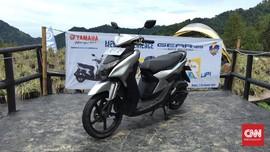 Yamaha Sebut Mio Gear Bukan Lawan Honda Beat