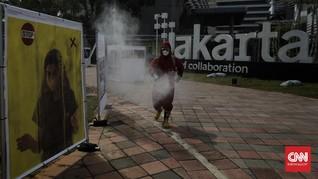 Imbas Libur Nataru, Covid Klaster Keluarga di DKI Melonjak
