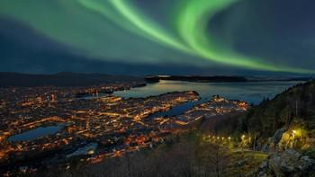 Belajar Menikmati Mendung di Bergen