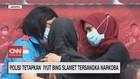 VIDEO: Polisi Tetapkan  Iyut Bing Slamet Tersangka Narkoba