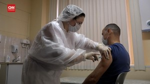 VIDEO: Rusia Mulai Vaksinasi